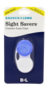Bausch+Lomb Sight Savers Contact Lens Case
