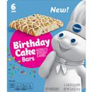 Pillsbury Soft Baked Bars  Birthday Cake