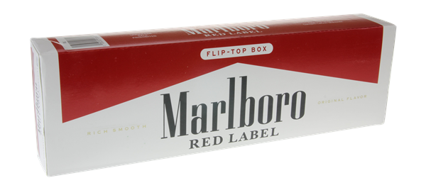 How much does a pack of Marlboro lights cost in California