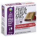 Full Circle Strawberry Cobbler Fruit & Cereal Bars 6-1.30 oz Bars
