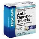 TopCare Anti-Diarrheal Tablets