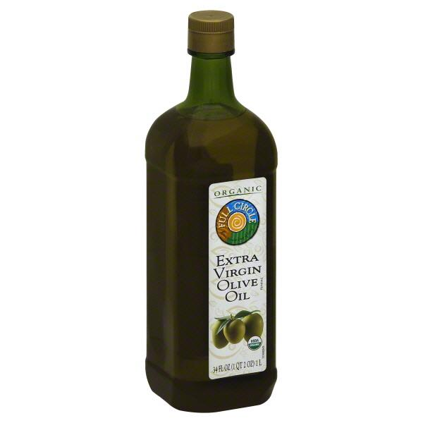 Analysis and description of olive oil