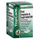 TopCare Chest Congestion & Cough Relief DM Caplets