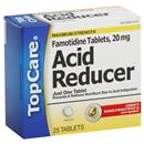 TopCare Maximum Strength Acid Reducer 20mg Tablets