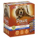Paws Happy Life Multi Flavor Medium Dog Biscuits