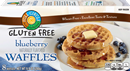 Full Circle Gluten Free Blueberry Waffles 8Ct