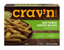 Crav'N Flavor Battered Green Beans
