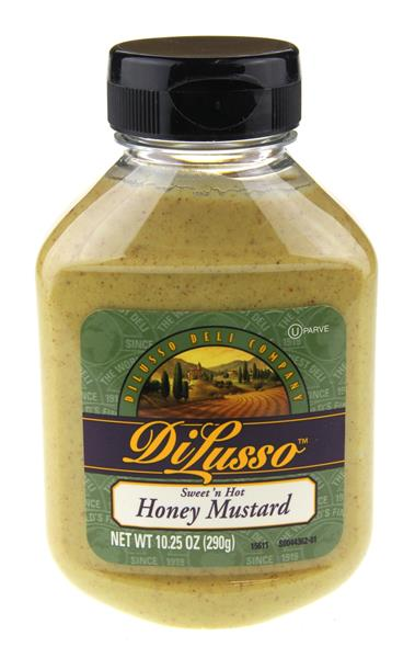 DiLusso Sweet 'N Hot Honey Mustard