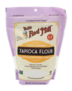 Bob&#39s Red Mill Gluten Free Finely Ground Tapioca Flour