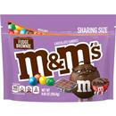 M&M's Fudge Brownie Chocolate Candies Sharing Size
