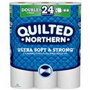 Quilted Northern Ultra Soft & Strong Bath Tissue Double Rolls