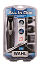 Wahl All In 1 Rechargable Grooming Kit