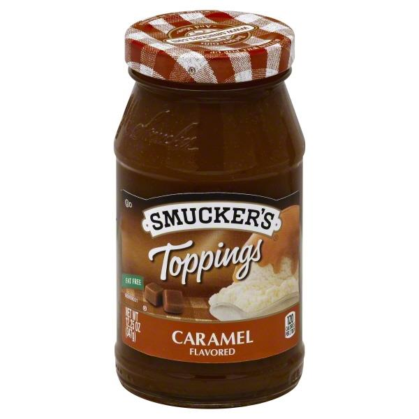 Smucker's Toppings Fat Free Caramel