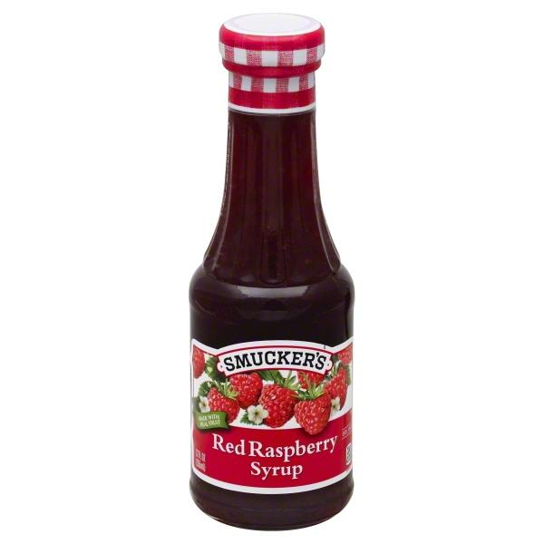 Smucker's Red Raspberry Syrup