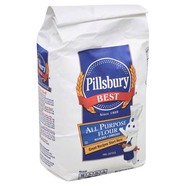 Pillsbury Best All Purpose Bleached Enriched Flour