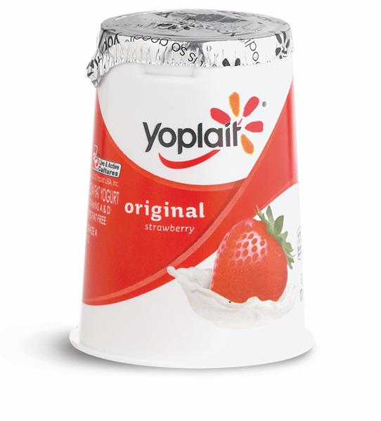 The gallery for --> Yoplait Greek Yogurt