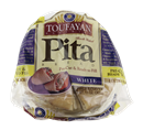 Toufayan Bakeries White Pre-Cut Pita Bread