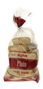 Hy-Vee Plain Bagel Junior 12 Count Pre-Split