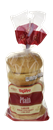 Hy-Vee Plain Bagels 5 Count Pre-Split