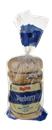 Hy-Vee Blueberry Bagels 5 Count Pre-Split