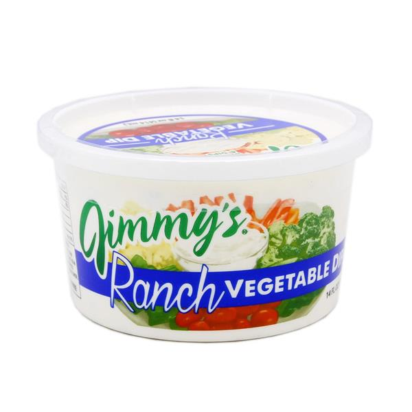 Jimmy's Ranch Vegetable Dip