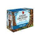 Angry Orchard Crisp Apple Hard Cider, Spiked 12pk