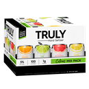 TRULY Hard Seltzer Citrus Variety Pack, Spiked & Sparking Water 12pk