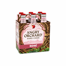Angry Orchard Rosé Hard Apple Cider, Spiked 6pk
