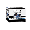 TRULY Hard Seltzer Blueberry & Acai, Spiked & Sparkling Water 6pk