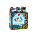 Angry Orchard Crisp Apple Hard Cider, Spiked 6pk