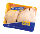 Split Chicken Breast with Ribs Value Pack