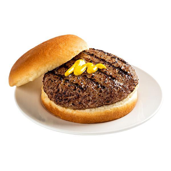 Beer Bratwurst Burger 1 Count