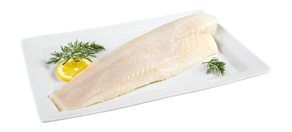 Previously Frozen Alaskan Cod Fillets