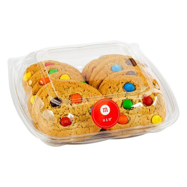 M&M Cookies 12Ct