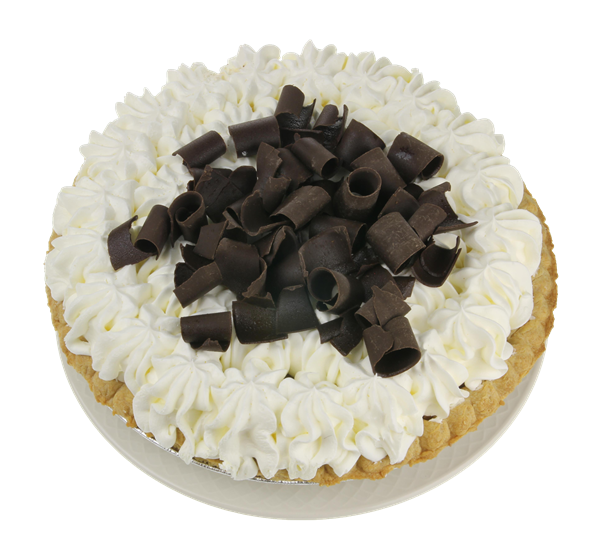 Gourmet French Silk Pie 10 Inch