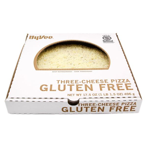 Gluten Free Take & Bake Cheese Pizza