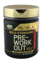 ON Gold Standard Pre-Workout Fruit Punch