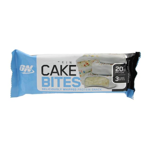 On Protein Cake Bites Birthday Cake Hy Vee Aisles Online Grocery