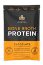 Ancient Nutrition Bone Broth Protein, Chocolate Single Serve