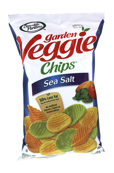 Sensible portions garden veggie chips sea salt hy vee - Sensible portions garden veggie chips ...