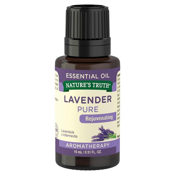 Nature's Truth Pure Lavender Essential Oil
