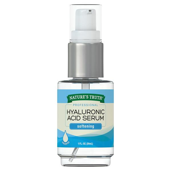 Nature's Truth Professional Strength Hyaluronic Acid Serum