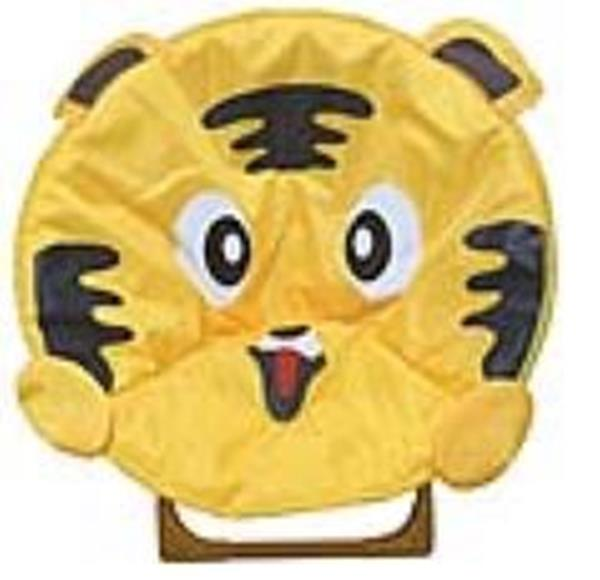 Children's Round Shape ANimal Moon Chair, Monkey or Tiger Design (Delivery options available. See item details.)