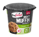 FlapJacked Cinnamon Apple Mighty Muffin with Probiotics
