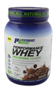 Performance Inspired Performance Whey Decadent Natural Chocolate