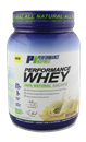 Performance Inspired Performance Whey Gourmet Natural Vanilla Bean
