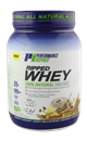 Performance Inspired Ripped Whey Natural Vanilla Latte