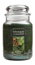 Yankee Candle Balsam and Cedar
