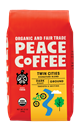 Peace Coffee Twin Cities Signature Blend Ground Coffee
